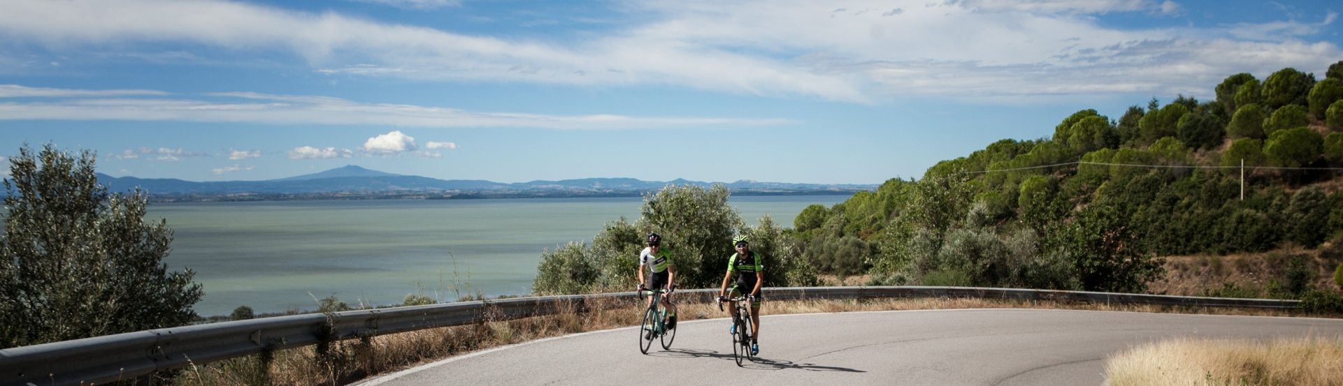 Bike Holidays at Trasimeno Lake